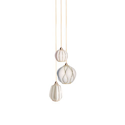 Casamance pendant light | Suspended lights | Concept verre