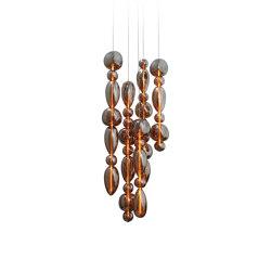 Chavana | Suspended lights | Concept verre