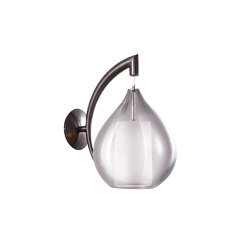 Circé wall lamp | Wall lights | Concept verre