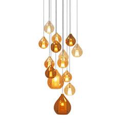 Circé pendant light | Suspended lights | Concept verre