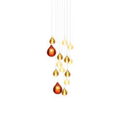 Circé pendant light | Lámparas de suspensión | Concept verre