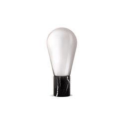 Maestro lampe à poser | Luminaires de table | Concept verre