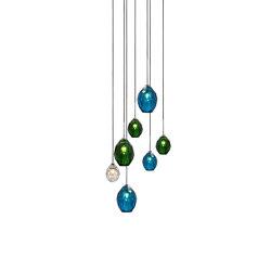 Prisma | Lámparas de suspensión | Concept verre
