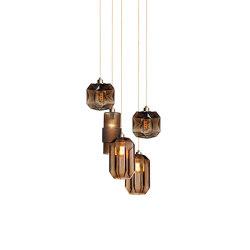 Senso | Suspended lights | Concept verre