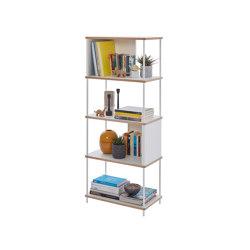 Pal shelf  laquered in 20 colours 60 cm width | Estantería | Müller small living