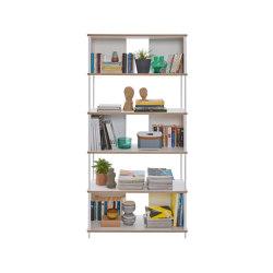 Pal shelf  laquered in 20 colours 90 cm width | Estantería | Müller small living