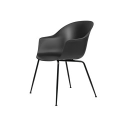 Bat Dining Chair - Un-ophulstered, Conic Base | Stühle | GUBI