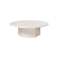 Epic Coffee Table Large Burnt Red Architonic