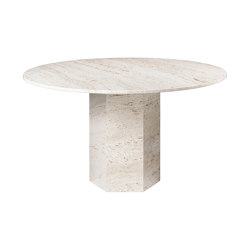 Epic Dining Table - Natural White | Dining tables | GUBI