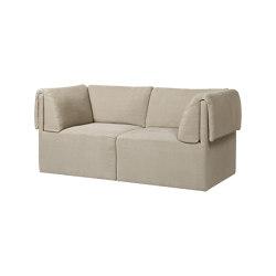 Wonder Sofa - 2-seater | Sofás | GUBI