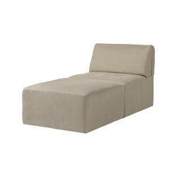 Wonder Sofa - Chaise Longue | Chaise longues | GUBI