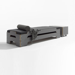 Stacking bed comfort | Beds | Müller small living