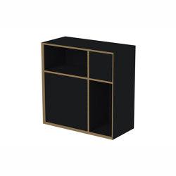 Vertiko cabinet furniture module CPL | Shelving | Müller small living