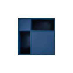 Vertiko cabinet furniture module lacquered in 20 colours | Shelving | Müller small living