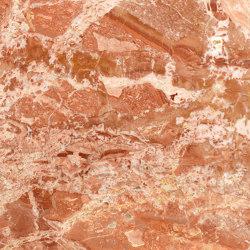 Marmo Rosa - Rosso | Breccia Pernice | Lastre pietra naturale | Mondo Marmo Design