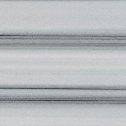 White Marble | Striato Olimpico | Natural stone panels | Mondo Marmo Design
