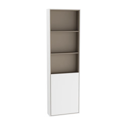 Voyage Tall Unit   Freestanding cabinets   VitrA Bathrooms