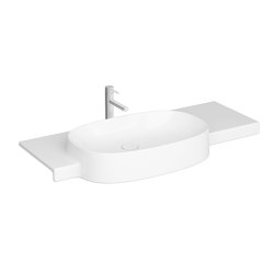 Voyage Vanity Basin | Wash basins | VitrA Bathrooms