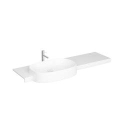 Voyage Vanity Basin | Wash basins | VitrA Bathrooms