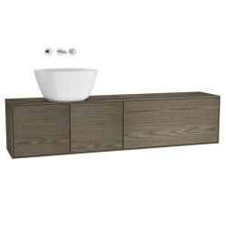 Voyage Washbasin Unit for Bowls | Vanity units | VitrA Bathrooms
