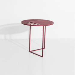 Iso | A rond | Tables d'appoint | Petite Friture
