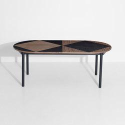 Tavla | Table ovale extensible | Tables de repas | Petite Friture