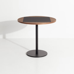 Tavla | Large round bistro table | Bistro tables | Petite Friture