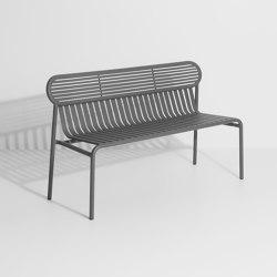 Week-End | Bench | Sitzbänke | Petite Friture