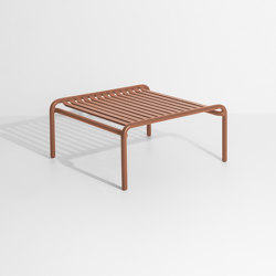 Week-End | Coffee table | Couchtische | Petite Friture