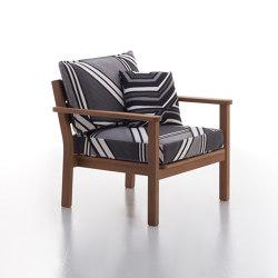 Capri 04 | Sessel | Very Wood