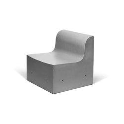Softcrete | Modulare Sitzelemente | Gufram