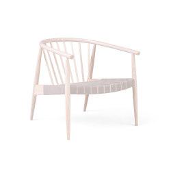 Reprise | Chair W/Webbed Seat | Ash | Sillones | L.Ercolani