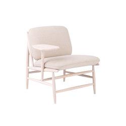 Von | Work Chair Right Table | Fauteuils | L.Ercolani