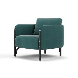 Jannis Lounge   Armchairs   WIENER GTV DESIGN