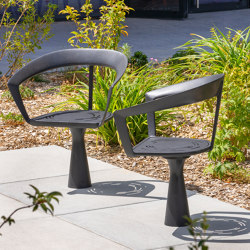 Alm'a Armchair | Chairs | Concept Urbain