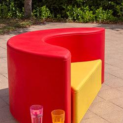 Arabesque Seats | Armchairs | Concept Urbain