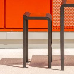 Paosa Stools | Barhocker | Concept Urbain