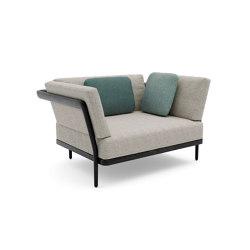 Flex 1 seat | Poltrone | Manutti