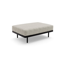 Flex large footstool/loungetable | Poufs | Manutti