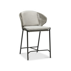 Radius barstool 61   Counter stools   Manutti