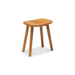 Solid stool 47 | Tabourets | Manutti