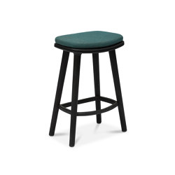 Solid counter stool 61 | Chaises de comptoir | Manutti