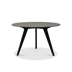 Torsa high dining table ⌀148 | Stehtische | Manutti