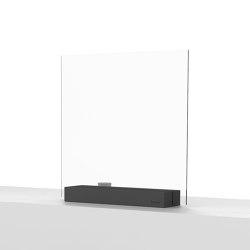 Wellness Desktop Screen | Accessoires de table | Isomi