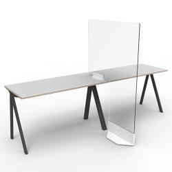 Wellness Desk Divider | Table equipment | Isomi