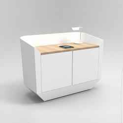 Umi II Configuration 2 | Mostradores | Isomi