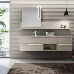Logik 10 | Bath shelving | GB GROUP