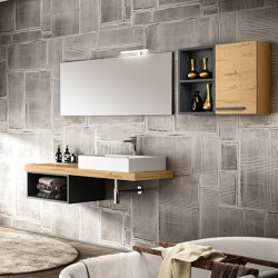 Matrix 01 | Wall cabinets | GB GROUP