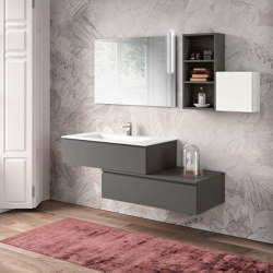 Moon 06 | Bath shelving | GB GROUP