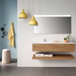 Moon 22 | Bath shelving | GB GROUP